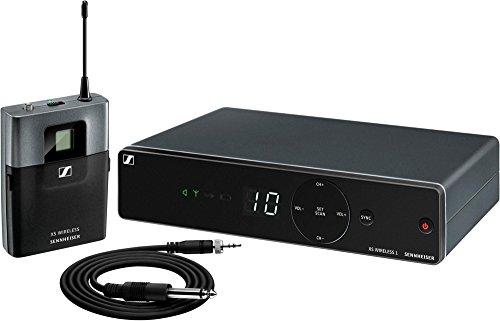 Sennheiser XSW 1-CI1-A Instrument Wireless Microphone, A Range 548-572 MHz