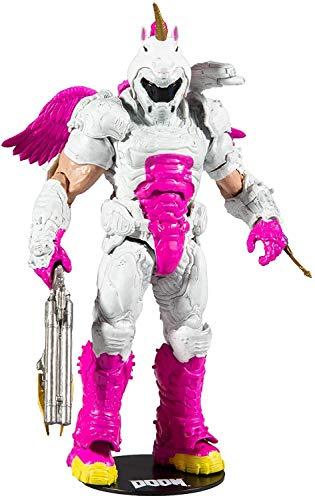 McFarlane Toys Doom Slayer: DOOMicorn Action Figure