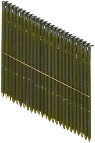BOSTITCH Framing Nails, 28 Degree, Wire Weld, 3-1/4-Inch x .120-Inch, 2000-Pack (S12D-FH)