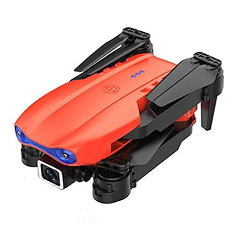 LiLong E99 Pro RC Drone 4K HD Cámara Dual, WiFi FPV Dron de retención de altitud de Retorno automático Plegable, 60 Minutos de Tiempo de Vuelo con 3 baterías