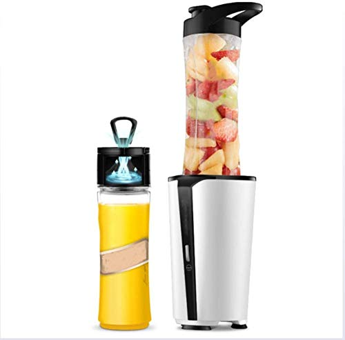 GPWDSN Personal Blender, beweegbare Juicer Home Mini automatische multifunctionele begeleider voor scholieren