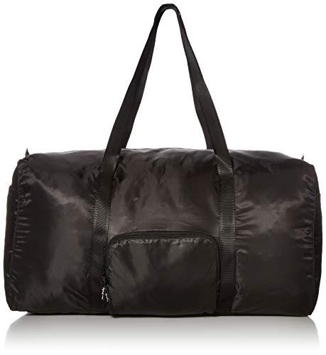 Vera Bradley Packable XL Duffel, Schwarz (schwarz), Einheitsgröße