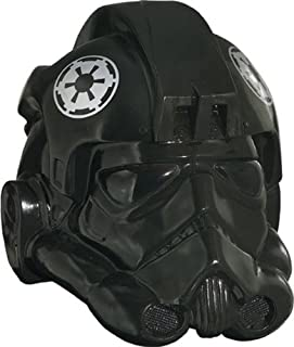 STAR WARS Rubie's Costume Men's Collectors Edition Fighter Helmet