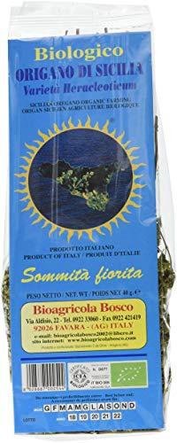 Bioagricola Bosco Steli di Origano - 12 Confezioni da 40 gr