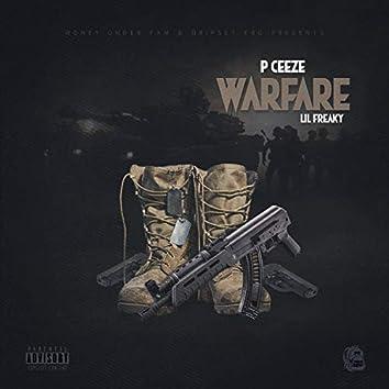 Warfare (feat. Lil Freaky)