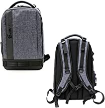 EIRMAI Camera Backpack Canvas Bag Professional Photography & Videography Backpack Water Repellent DSLR SLR Camera Bag with Rain Cover (Eirmai Kevlon Lite D3260)