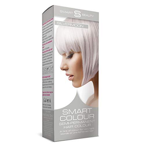 2 - Smart beauty - Tinte pastel color plata gris luna