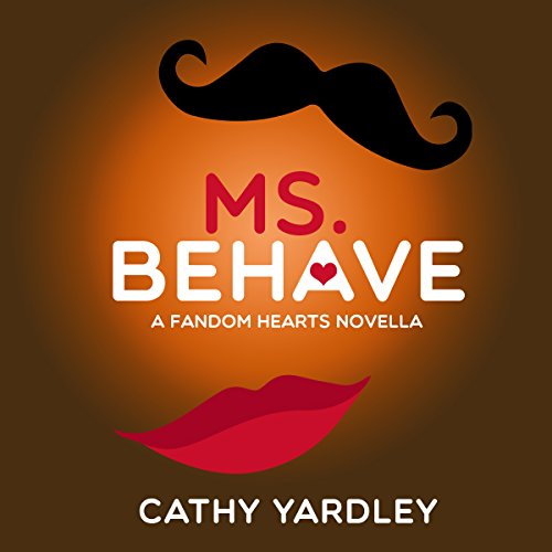 Ms. Behave audiobook cover art
