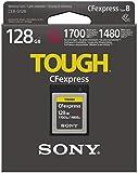 Sony CEB-G128 - Tarjeta de Memoria CFexpress ultrarápida (128GB, Lectura a 1700MB/s y Escritura a 1480MB/s)