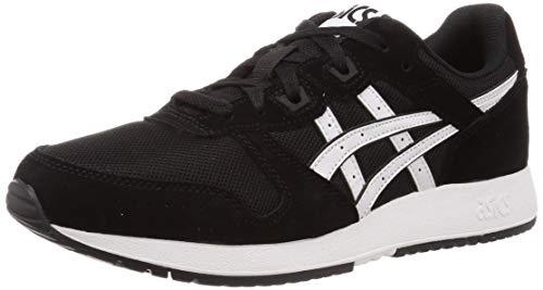 ASICS Lyte Classic, Zapatillas para Correr Hombre, Black White, 41.5 EU