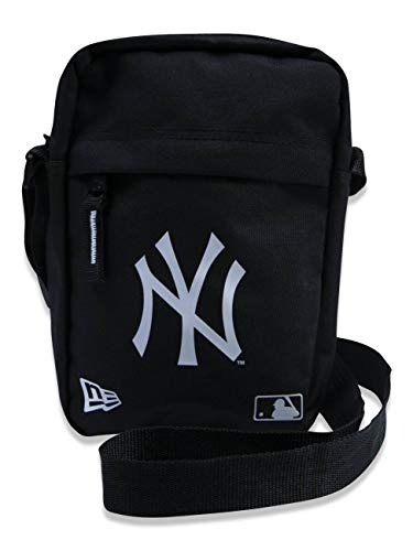 New Era York Yankees Sidebag MLB Side Bag Black - One-Size