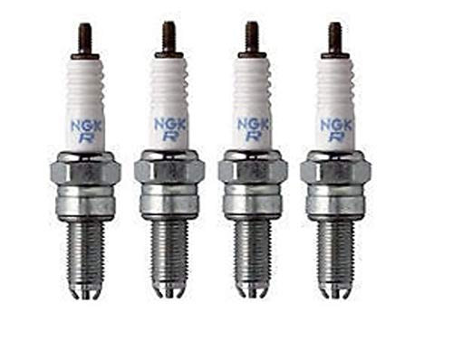 NGK (4548) CR9EK Spark Plug - Pack of 4
