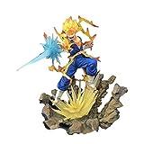 High 19cm Dragon Ball Vegeta Vegeta Goku Fit Burst Zero Limited Box Sculpture Gift Modelo Ilustracio...
