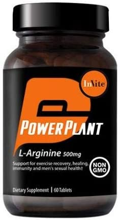 InVite Health L-Arginine Max 84% OFF Support for Healing Outstanding Exercise Recovery