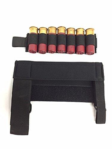Hi-Tech Custom Concepts Kel-Tec KSG Shotgun Neoprene Cheek Rest/Arm Guard (Strap-on) with Shell Card Holder Combo, USA.