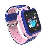 Smartwatch per bambini, Smartwatch per bambini, Orologi per bambini, LBS,...