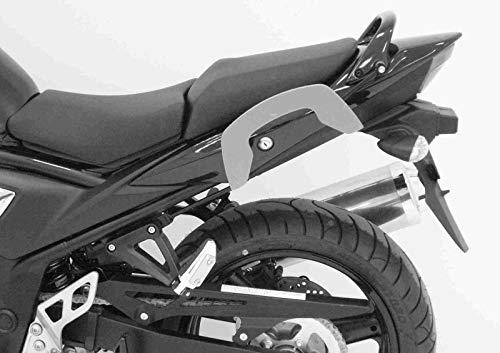 Hepco&Becker C-Bow - Soporte lateral para Suzuki GSF 650 / S Bandit a partir de 2009, color negro