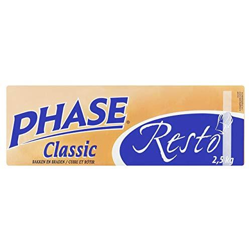 Phase Margarine klassisch 4 Packungen x 2,5 Kilo
