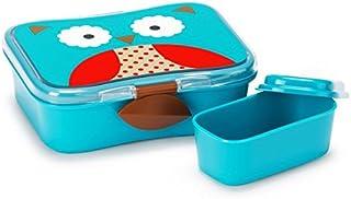 美国 SKIP HOP 可爱动物园 午餐盒 猫头鹰SH252475