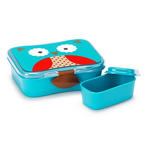Check Out This Skip Hop Baby Zoo Little Kid and Toddler Mealtime Lunch Kit Feeding Set, Multi, Otis ...