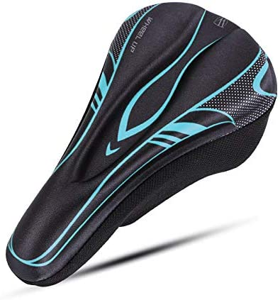 UR MAX Purchase BEAUTY Gel Large special price Bike Seat - Cover- Soft Bicycle Extra