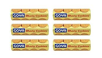 Goya Maria Cookies  6 Pack Total of 42oz