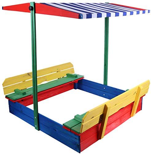 SpielKids -  Sandkasten mit