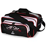 Roto Grip RG2203 Bowling Bag, White/Black,