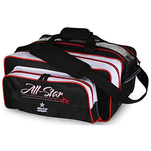 Roto Grip Bowlingtasche RG2203, weiß/schwarz