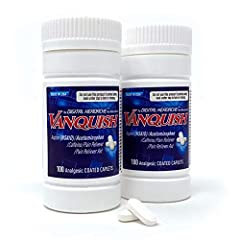LONG-LASTING HEADACHE & PAIN RELIEF: Vanquish DIGITAL HEADACHE Brand Pain Reliever offers long-lasting pain relief from frequent, recurring headaches caused by digital strain and fatigue. We have the right combination of aspirin, acetaminophen, and c...