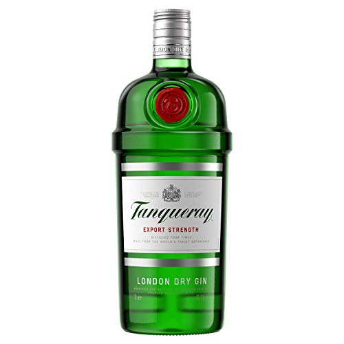 Tanqueray London Dry Gin, 1000ml