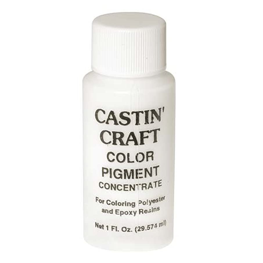 Environmental Technology 1-Ounce Casting' Craft Opaque Pigment, White