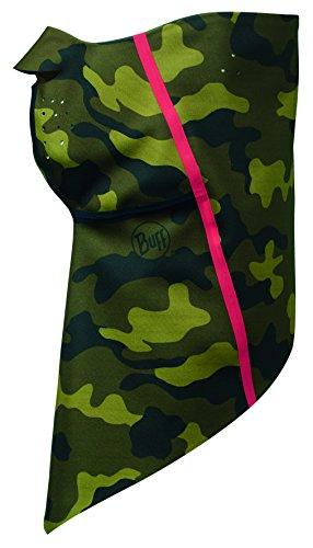 Buff 113374.846.30.00 Tour de Cou Mixte Adulte, Green Hunt Military L/XL, FR Fabricant : Taille Unique