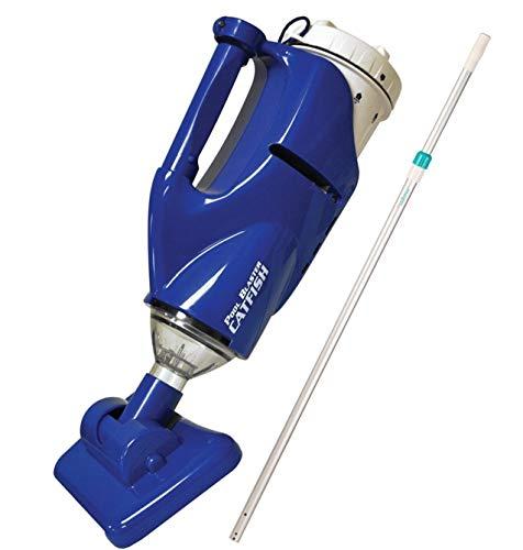 time4wellness Pool Blaster Catfish/Max/Max CG Poolsauger mit Teleskopstange (Pool Blaster Catfish, Komfort Teleskopstange)