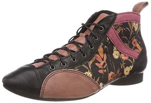 Think! Damen GUAD_383288 Desert Boots, Mehrfarbig (33 Rosa/Kombi), 42 EU