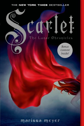 Scarlet -  Marissa Meyer, Paperback