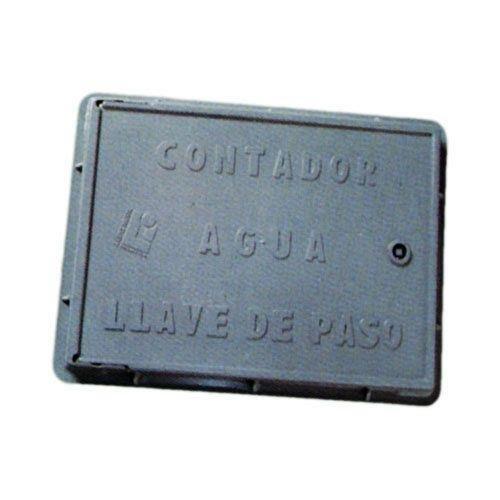 Fundicion Lopez Iniesta - Tapa Contador Plastica Ciega 300X400