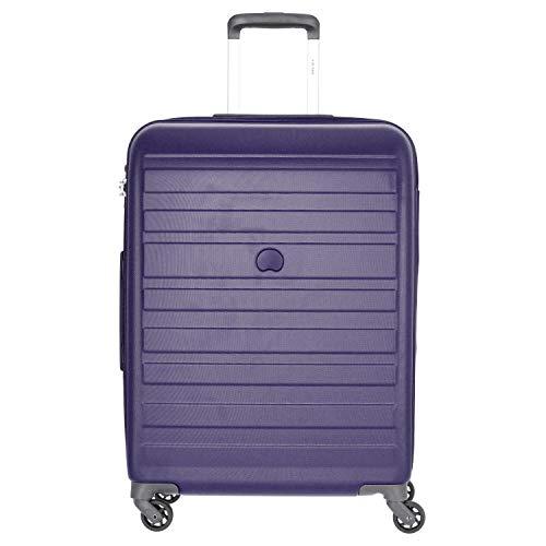 Delsey Peric 4-Wheel Trolley M 66 cm - Purple -
