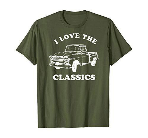 Blue Dusk CVCTR-parent Joe Blow Ts 1967 to 1972 Chevy Pickup Trucks T-Shirt 100/% Cotton Preshrunk