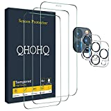 """The screen protector and camera lens protector are designed for iPhone 12 Pro Max 6.7"""", please check the phone model before buying. Even if you are an inexperienced user, it can be installed very easily. Before installation, please watch our online v..."""