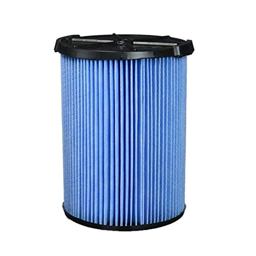 Mizuho Filtros de aspiradora de capacidad de 6 – 20 galones para aspiradora Ridgid VF5000 de 6 – 20 galones G8TC