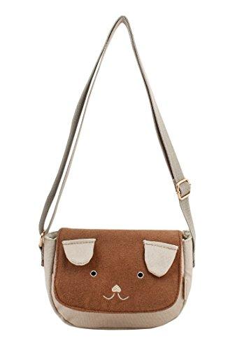 Adelheid Frohnatur Kindertasche rund, Größe:ohne Größe, Farbe:sand