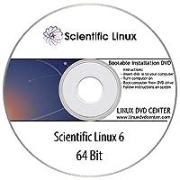 Scientific 6.10 (64Bit) - Bootable Linux Installation DVD