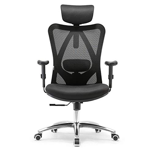 SIHOO Ergonomics Office Chair Recliner Chair,Computer Chair Desk Chair,...