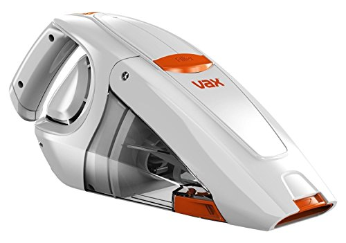 Vax Gator Cordless Handheld Vacuum Cleaner, 0.3 L - White/Orange