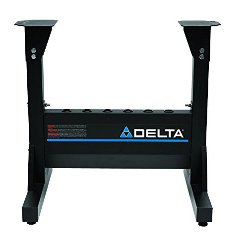 Delta Industrial 46-462 Midi-Lathe Stand with Straight legs