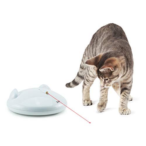 PetSafe PTY19-16525 PetSafe FroliCat Katzenspielzeug ZIP, automatisches interaktives Laserlicht Spielzeug