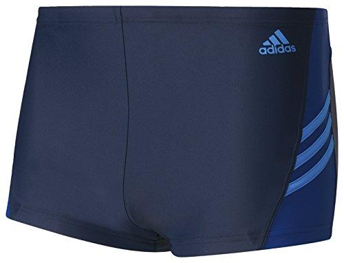 adidas I INS BX Badeanzug für Herren, Blau (Collegiate Navy/Shock Blue), 10