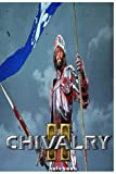 Chivalry 2 notebook: a video game Journal Notebook for gamers 6 x 9 size 120 Pages Great to give a gift for Birthday and Christmas