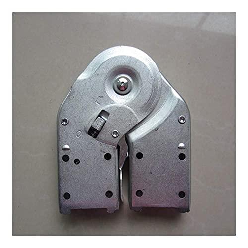 FEPDW Hardware Parts Multifunctional Folding Ladder Small Hinge Combined Switch Buckle Hinge 2pcs,Handle
